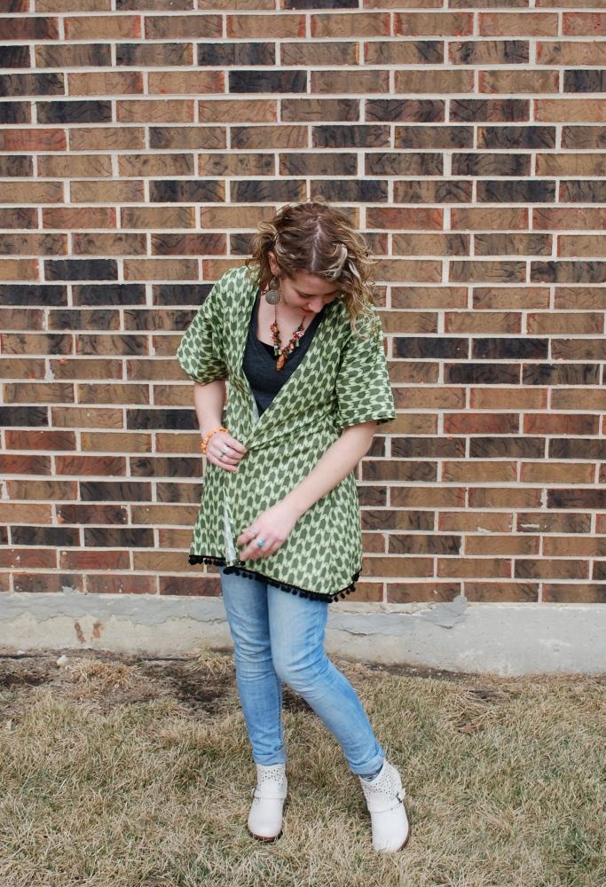 DIY Kimono (5/6)