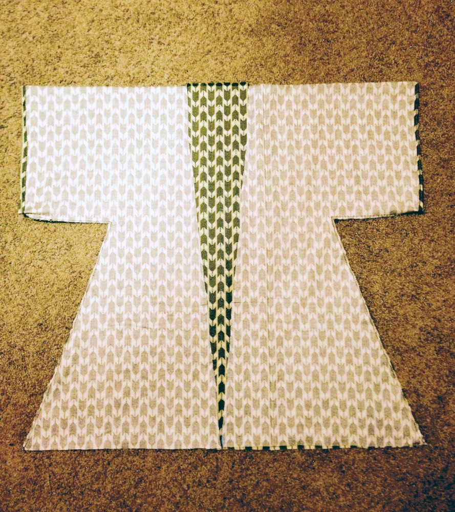 DIY Kimono (4/6)