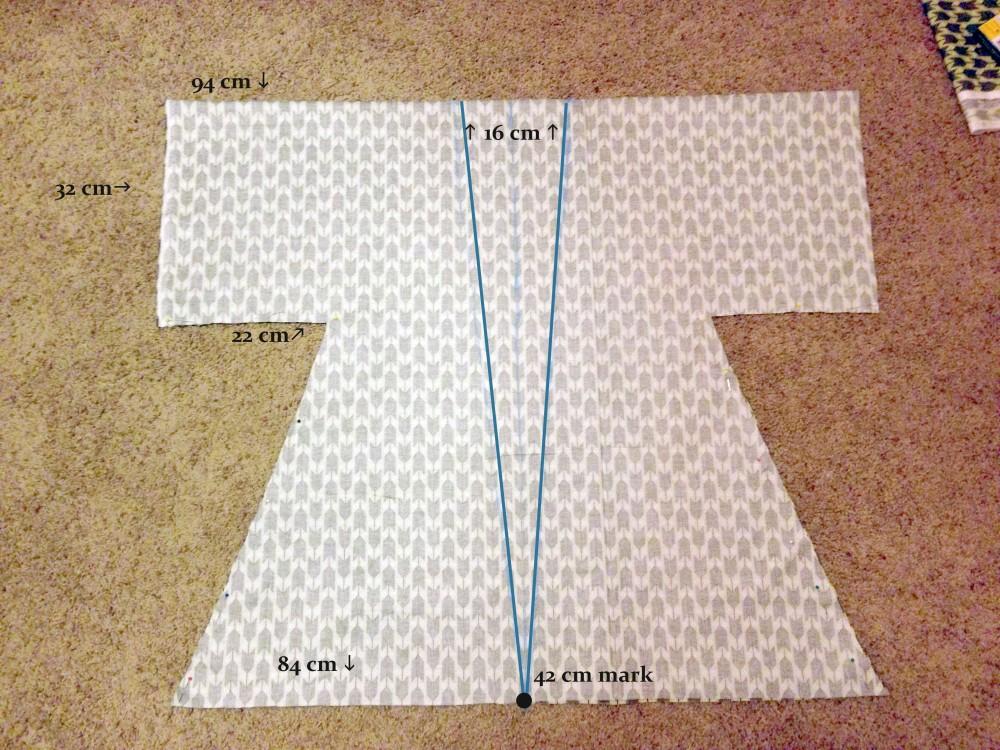 DIY Kimono (3/6)