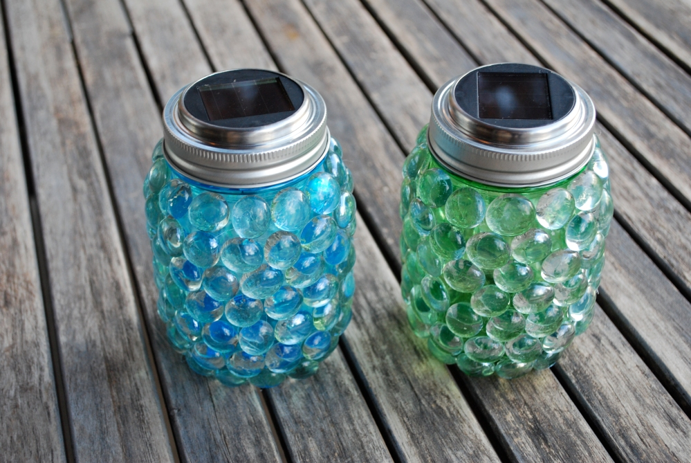 Solar Jar Lights (1/4)