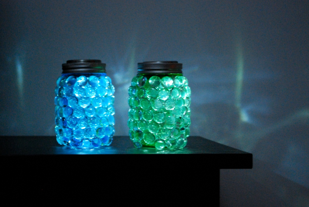 Solar Jar Lights (2/4)