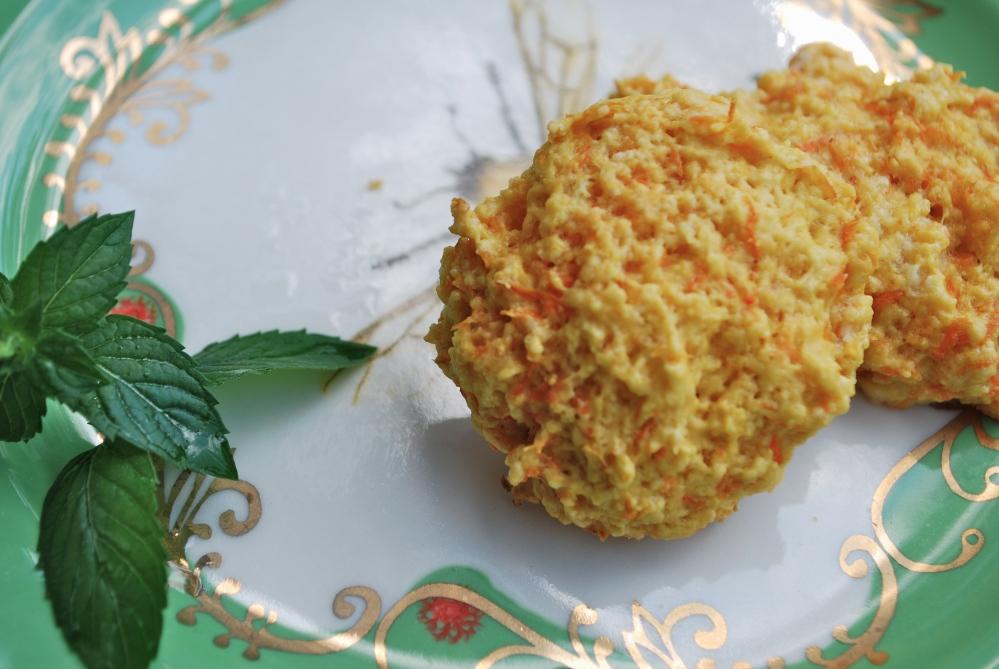 Carrot Cookies (5/6)